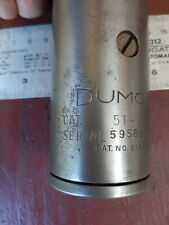 Dumore 5t 200 Insert Type Spindle For Series 57 Tool Post Grinders