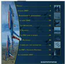 PATROUILLE DE FRANCE PAF 2007 AEROBATIC TEAM AIRCRAFT RED ARROWS FOUGA - DVD