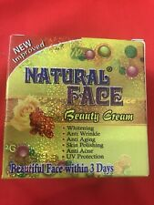 2pc Natural Face Beauty Cream Whitening 100% Original USA SELLER + Free Gift