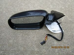 01 - 04 VOLKSWAGEN PASSAT DRIVER LEFT SIDE HEATED MEMORY POWER FOLDING MIRROR