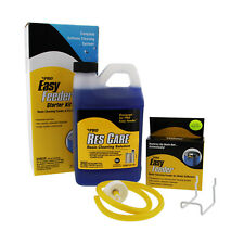 Pro Products Water Softener Resin Cleaning Easy Feeder System Starter Kit 64 oz
