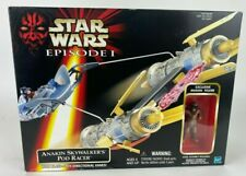 Star Wars Episode 1 Anakin Skywalker's Pod Racer w/ Figure Hasbro 1998 NIB