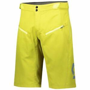 Fahrrad Trägerhose kurz schwarz//gelb 2020 ++ Scott RC Premium Kinetech
