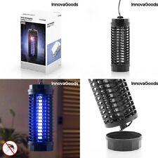 Lámpara Antimosquitos Kl-1800 Innovagoods 6W negro