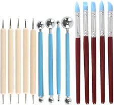 Set di utensili per la modellazione artigianale DIY 14 pezzi per scultura