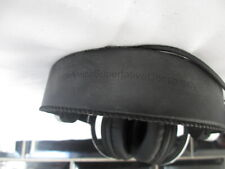 headphones wesc black, used few times