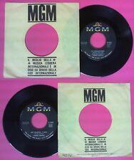 LP 45 7'' CONNIE FRANCIS Ti conquistero'La paloma 1961 italy MGM no cd mc dvd