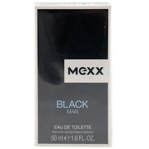 MEXX Noir Homme Eau De Toilette EDT Spray 50 ML Pour Homme