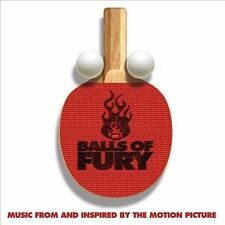 Balls of Fury-Original Motion Picture Score-Music CD-Poison Loudlion-Slaughter +