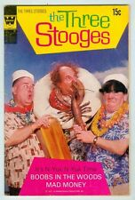 Three Stooges #53 December 1971 VG Photo Cover