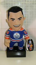"Edmonton Oilers Bleacher Creatures Plush Doll Toy 14"" Nail Yakupov Hockey NHL"