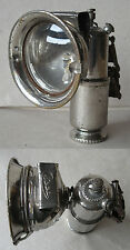 ANTIQUE FRENCH CARBIDE ACETYLENE BIKE LAMP CICCA / 1920s