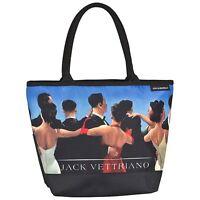 Tasche Henkeltasche Shopper Kunst Damen groß Motiv Jack Vettriano Walzer