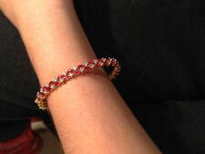 Natural Not Enhanced Ruby Fine Bracelets