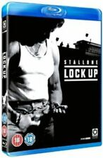Lock up BLURAY DVD Region 2