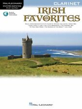 Irish Favorites Cello Instrumental Play-Along Book and Audio New 000842498