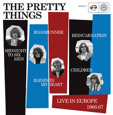 THE PRETTY THINGS - LIVE IN EUROPE 1966-67 RSD 2018 NEW EP