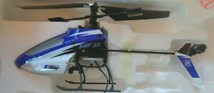 SPEKTRUM BLADE MSR X BNF HELICOPTER SPARES OR REPAIR  BOXED
