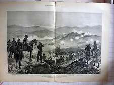 1877 The War In Armenia, Battle Of Kizil-tepe