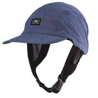 Ocean & Earth ULU Surf Cap In Blue Marle