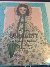 Madame Alexander Paper Dolls/Scarlett