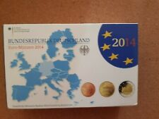Germany 2014 EURO COIN SETS