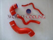 For VW GOLF MK4 GTI BORA 1.8T TURBO INTERCOOLER BOOST PIPE SILICONE HOSE RED