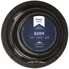 "Eminence Patriot 620H 6-1/2"" Hemp Cone Guitar Speaker"