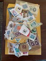 Lot 1: Bulk On Paper Stamps: Collectors, Kid's Education, Crafts, Decoupage