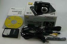Nikon Coolpix P1 8.0 Megapixel Digital Camera