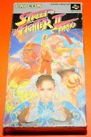 Street Fighter 2 II Turbo Videogames Videogioco per Nintendo Super Famicom Snes