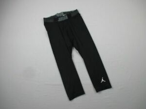 Jordan Compression Shorts Men's Black Dri-Fit Used L