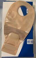 """CONVATEC 416421 Natura Drainable Pouch, Transparent, 2-1/4"""" 1BX/10EA"""