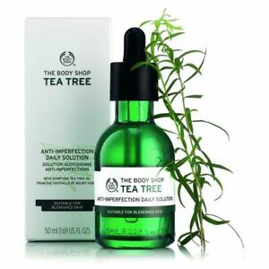 The Body Shop Tea Tree Anti-Imperfection Daily Solution (50ML)