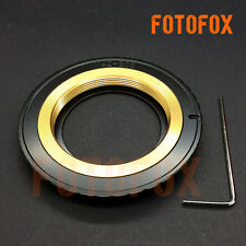 M42-EOS New Adjustable Lens Adapter Ring for M42 Lens to Canon EOS camera 5D3