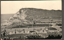 photo post card Ilfracombe- Capstone Hill/ W H Smith & Son