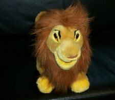 Large Lion King Hand Puppet