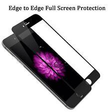 IPhone 6/6S Gorilla Tempered Verre Écran LCD protecteur TPU Edge-Couleur: Noir