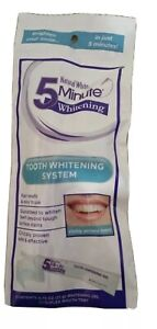 NATURAL WHITE 5-MINUTE TEETH WHITENING W/ DUPLEX MOUTH TRAY