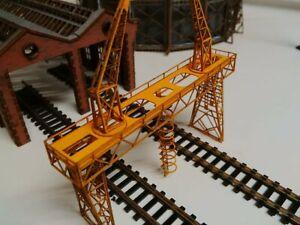 N Gauge Gantry Crane Kit