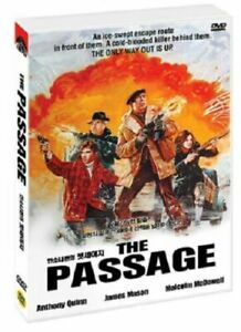 The Passage 1979 - Starring Anthony Quinn, James - UK Compatible Region Free DVD