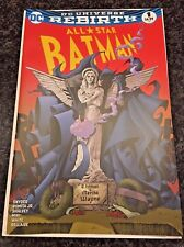 All Star Batman #1 Color Variant ONLY 3000 MADE! TODD MCFARLANE HOMAGE COVER
