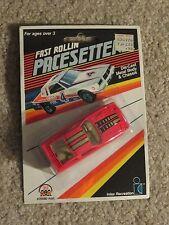 Zee Toys Die-Cast Fast Rolling Pacesetters Nissan 300ZX Orange 1985 MOC