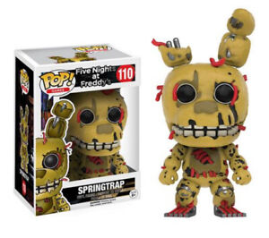 Pop! Games: Five Nights at Freddy's - Springtrap #110