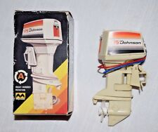 Mitsuwa Johnson 175A HIGH POWER TOY OUTBOARD MOTOR  New in Box