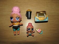 Lol Surprise Doll Series 3 Confetti Pop - Touchdown - Napping & Lil Sister