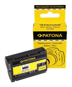 Patona Akku für Nikon D7000, D7100, D7200, D7500, D800E EN-EL15 ENEL15