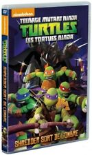 Les Tortues Ninja Volume 2 Shredder sort de l'ombre DVD NEUF SOUS BLISTER