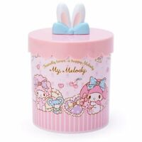 My Melody Sanrio [New] Case Plastic Canister Kawai Cute Japan Free Shipping