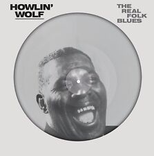 Howlin' Wolf - The Real Folk Blues NEW 180g PICTURE DISC - import